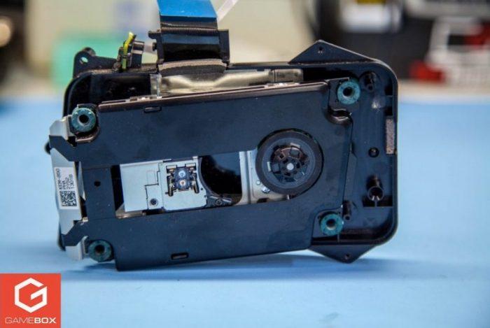 Uszkodzony laser w PS3 Super Slim