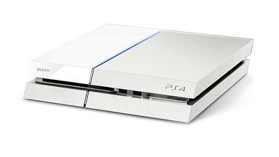 Serwis konsoli PlayStation 4