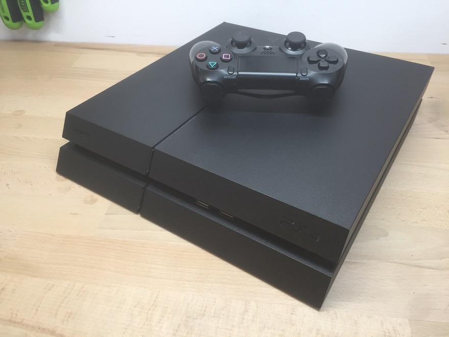 Używane PS4
