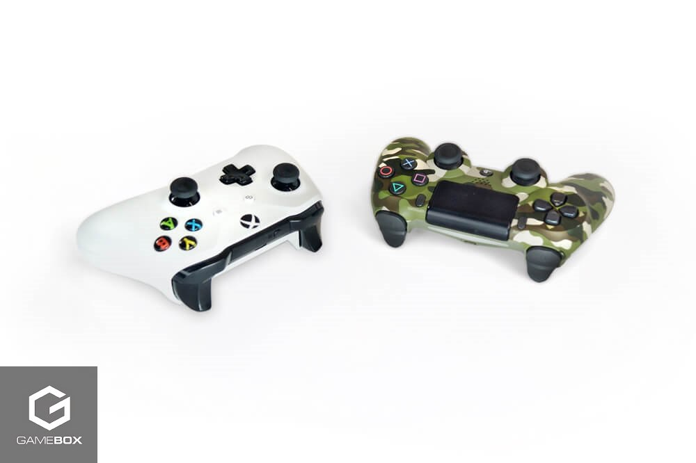Pad PS4 i Xbox One