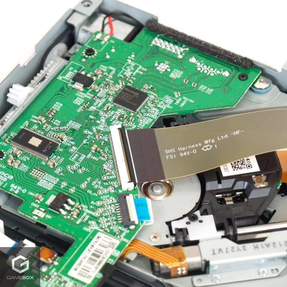 Elektronika napędu Xbox One