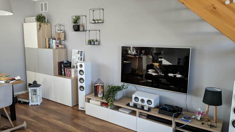 Duży tv do konsoli