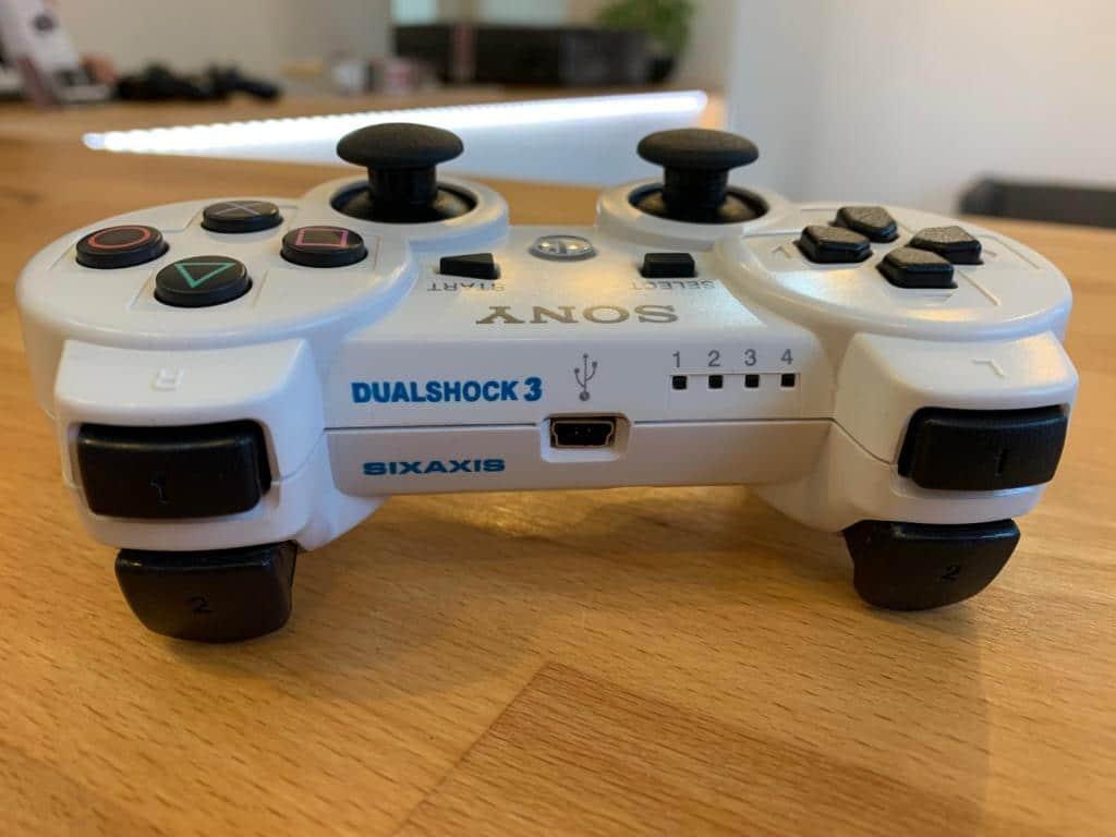 Podróbka DualShock 3 kupiona na Allegro