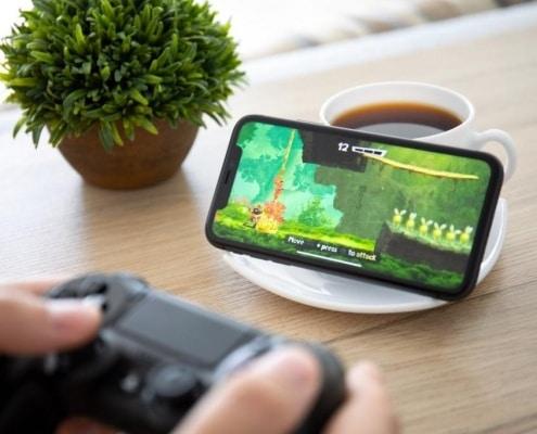Gra zdalna na komórce z PS4