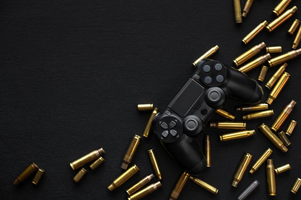 Przemoc w grach wideo